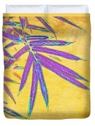 Bamboo Batik II Duvet Cover