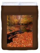 Bamboo Brook Chester New Jersey Duvet Cover