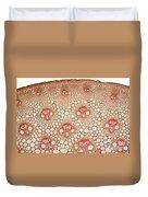 Bamboo Stem Duvet Cover