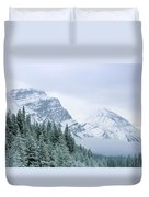 Banff National Park, Alberta, Canada Duvet Cover