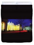 Bank Of Ireland, College Green, Dublin Duvet Cover