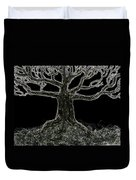 Bare Branches II Duvet Cover