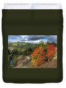 Bargoed Woodland Park Duvet Cover
