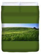 Barley, Co Down Duvet Cover