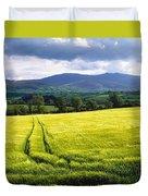 Barley Duvet Cover