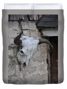 Barn Skull Duvet Cover