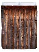 Barnside Number 3 Grand Tetons Duvet Cover