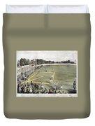 Baseball, 1866 Duvet Cover