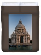 Basilica Of Santa Maria Della Salute Venice Duvet Cover