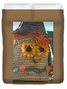 Basket Head Duvet Cover