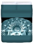 Basket Of Hyperbolae 02 Duvet Cover