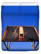 Basketball Net Duvet Cover