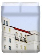 Baton Rouge Hilton Duvet Cover