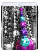 Baubles Bangles And Beads Duvet Cover