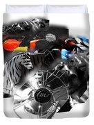 Bauhaus Safari Duvet Cover