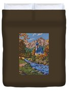 Bavarian Country Duvet Cover
