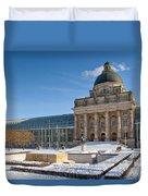 Bavarian State Chancellery Duvet Cover