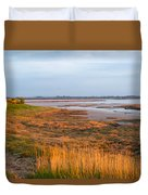 Bay At Shannon Airport Ireland 2 Duvet Cover