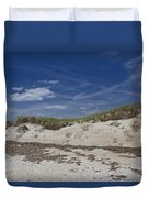 Beach Dunes Duvet Cover
