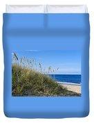 Beach Dunes. Duvet Cover by John Greim
