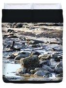 Beach Dweller Duvet Cover