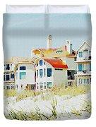 Beach House Duvet Cover