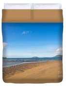 Beach Ireland Duvet Cover