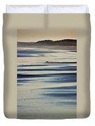 Beach Patterns Duvet Cover