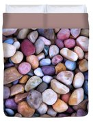 Beach Rocks 2 Duvet Cover