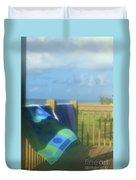 Beach Towels Duvet Cover