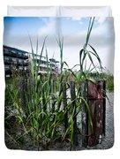 Beachside Blues Duvet Cover