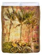 Beachy Keen Duvet Cover