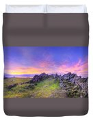Beacon Hill Sunrise 3.0 Pano Duvet Cover