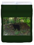 Bear Cub Duvet Cover