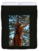 Bear Look Out Duvet Cover