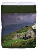 Beara Peninsula, County Cork, Ireland Duvet Cover