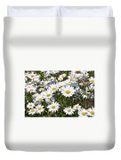 Beautiful Daisies Duvet Cover