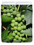 Beautiful Grapes Duvet Cover