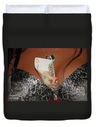 Beautiful Money Box Duvet Cover