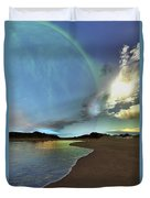Beautiful Skies Shine Down On This Duvet Cover