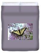 Beautiful Swallowtail Duvet Cover