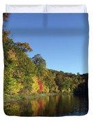 Beauty Lake Duvet Cover