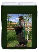 Beauty Of The Harvest Duvet Cover
