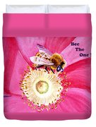 Bee The One Duvet Cover