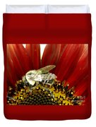 Bee Tip Toes Duvet Cover