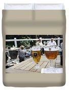 Beer-mania Duvet Cover