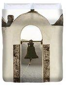 Bell Tower Duvet Cover