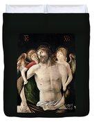 Bellini: Pieta Duvet Cover