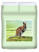 Bennets Wallaby  Duvet Cover
