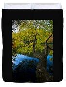 Bent Tree Duvet Cover